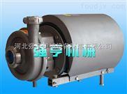 离心式卫生泵是化工、医药等行业不可缺少的输送设备