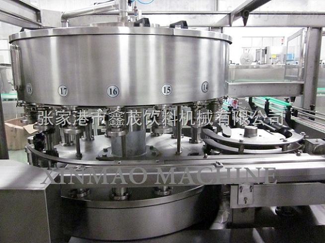 易拉罐饮料批量生产设备