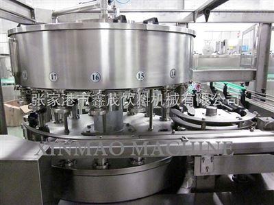 gf12-4易拉罐饮料批量生产设备