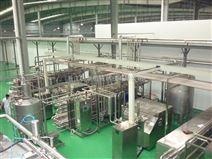 不锈钢豆奶加工生产线