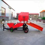 新型冬储饲料青贮机 青贮玉米秸秆打捆机