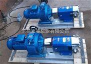 不銹鋼NYP高粘度轉子泵 耐腐蝕高粘度齒輪泵嘉睿泵業