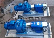 NYP3/1.0-不锈钢NYP高粘度转子泵 耐腐蚀高粘度齿轮泵嘉睿泵业