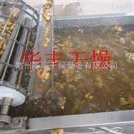 DWT生姜脱水带式干燥机