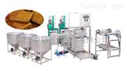 东莞全自动豆腐干机器 豆腐干机仿手工 上门安装保教技术配方