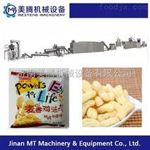 休闲食品洋葱卷生产线膨化食品设备