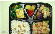 盒式碗式氣調包裝機快餐盒炒菜炒飯炒面保鮮封口機