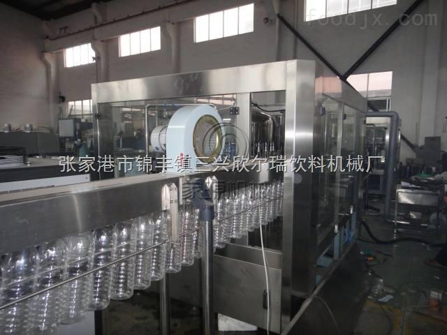 纯净水生产线灌装设备