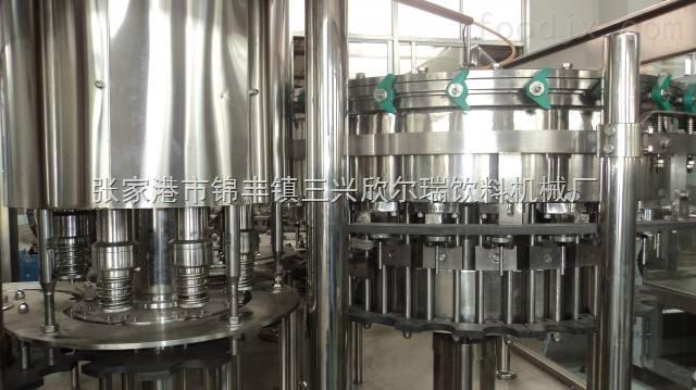 瓶装碳酸饮料生产线设备