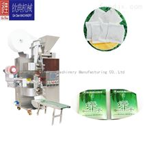 Tea-bag inner and outer bag packing machine
