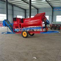 泗水县大产量花生摘果机湿干花生摘果机哪厂家