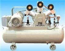 三相4KW上海捷豹活塞机静音有油550W-5*1500W