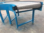 面包饼干生产线网带输送机 90度网带式转弯机