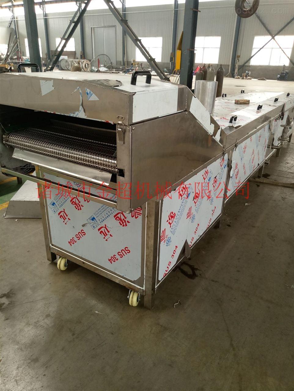 盐水鸭蒸汽加热蒸煮机封盒包装机厂家