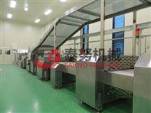 全自动饼干生产机械