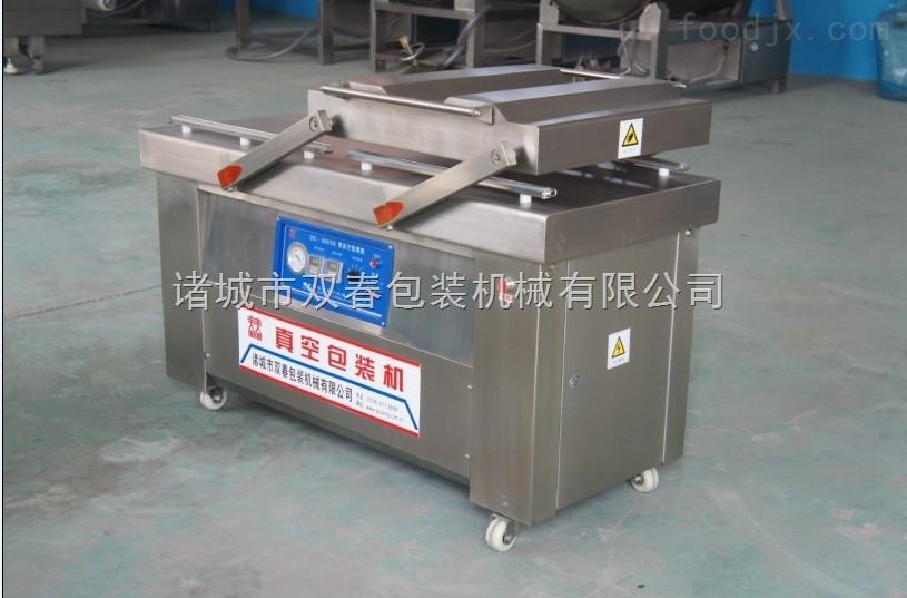 DZ-600/2S真空烧鸡包装机设备