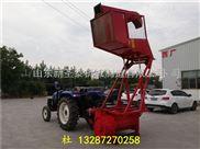 st-1300-小四轮带玉米秸秆青贮机械