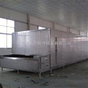 郑州厂家供应包子双螺旋速冻隧道 隧道式速冻机 海鲜单冻机 所有产品均可定制