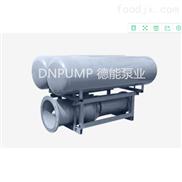 QZB浮筒式轴流泵_图片_游乐园水中项目用