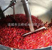 红辣椒搅拌炒锅