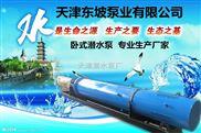 井用潜水电泵-耐高温潜水泵-天津潜油电泵