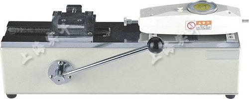 500N手动卧式测试台/上海手动卧式测试台