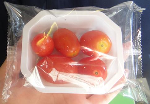 西红柿番茄包装机