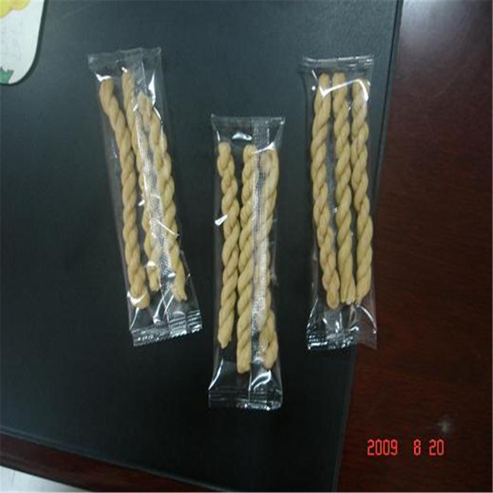<strong>长条麻花自动化包装机 麻花包装机械设备价格</strong>
