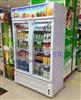 BXG-B4饮料冷藏展示柜,纯净水、矿泉水冷藏柜,酸奶保鲜柜