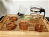 茶叶柜巧乐杯,高档玻璃茶具套装,飘逸杯升级版,泡茶杯,茶汤自动分离
