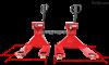 YCS防爆电子秤石油化学工业高防爆等级2吨带打印功能叉车秤